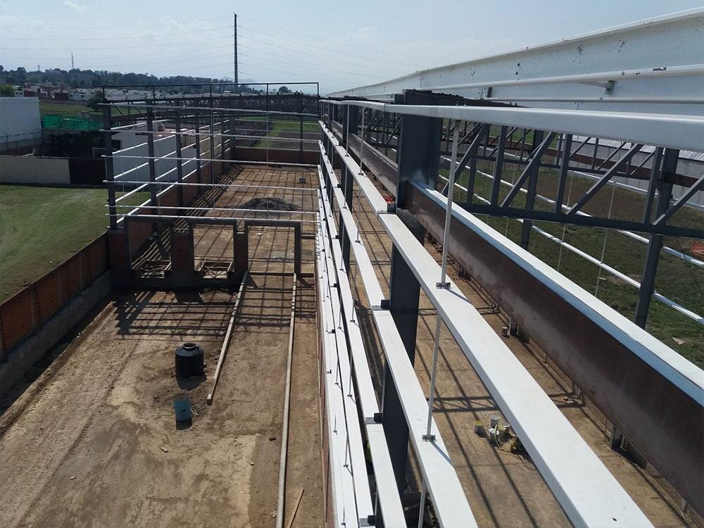 CONSTRUCTORA NOVUM-Instalaciones industriales