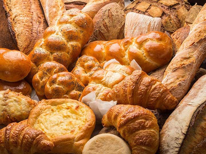 PANADERÍA LA ROSITA - gran variedad de pan