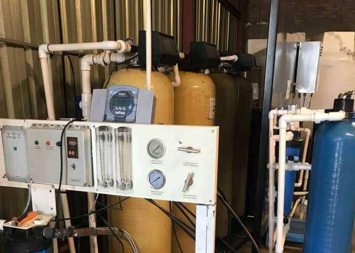 GOT WATER - equipo para almacenaje