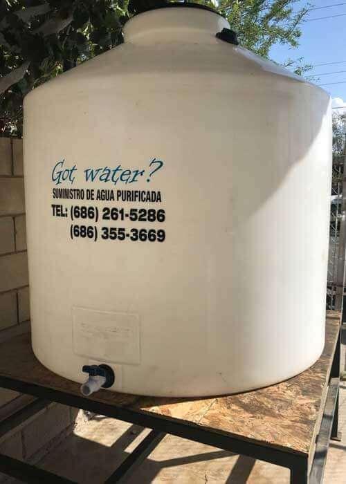 GOT WATER - instalación de suministro