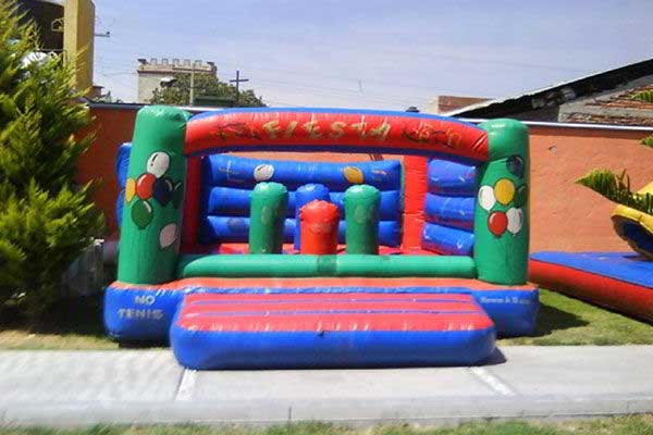 INFLABLES MI FIESTA Inflables dobles