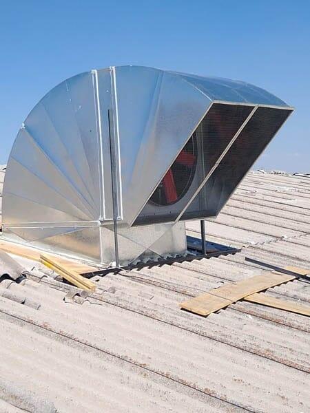 DUCTOS PARA AIRE PADILLA VENTILACIÓN Y EXTRACCIÓN - Aislamiento térmico para los ductos