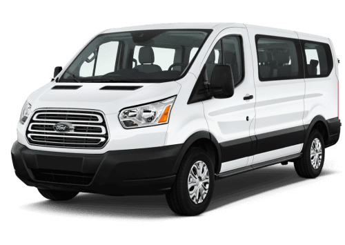 ROMING RENT A CAR - FORD TRANSIT 2019 CAP 15 PERSONAS
