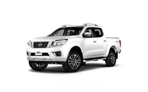ROMING RENT A CAR - NISSAN FRONTIER 2019