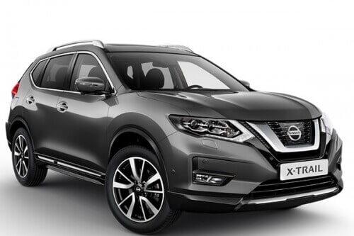 ROMING RENT A CAR - NISSAN XTRAIL 2020 CAP 5 PERSONAS