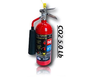 DISIC DESPACHO INTEGRAL DE SEGURIDAD INDUSTRIAL Y COMERCIAL - CO2 5 LB