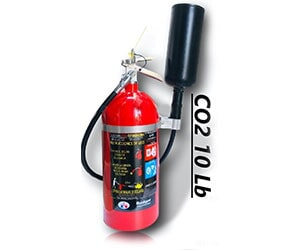 DISIC DESPACHO INTEGRAL DE SEGURIDAD INDUSTRIAL Y COMERCIAL - CO2 10 LB