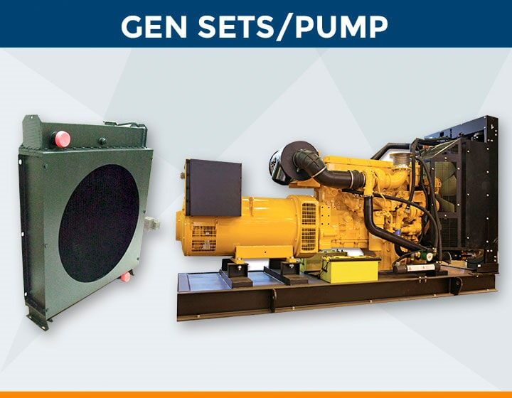 PHAR - GEN SETS / PUMP