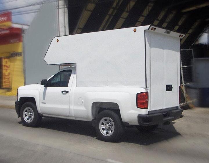 CAMPERS Y CARROCERÍAS LIDER - Chevrolet Cancún 2