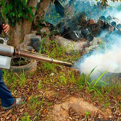 CONTROL DE PLAGAS FUMISTAR - Tratamiento preventivo de fumigación