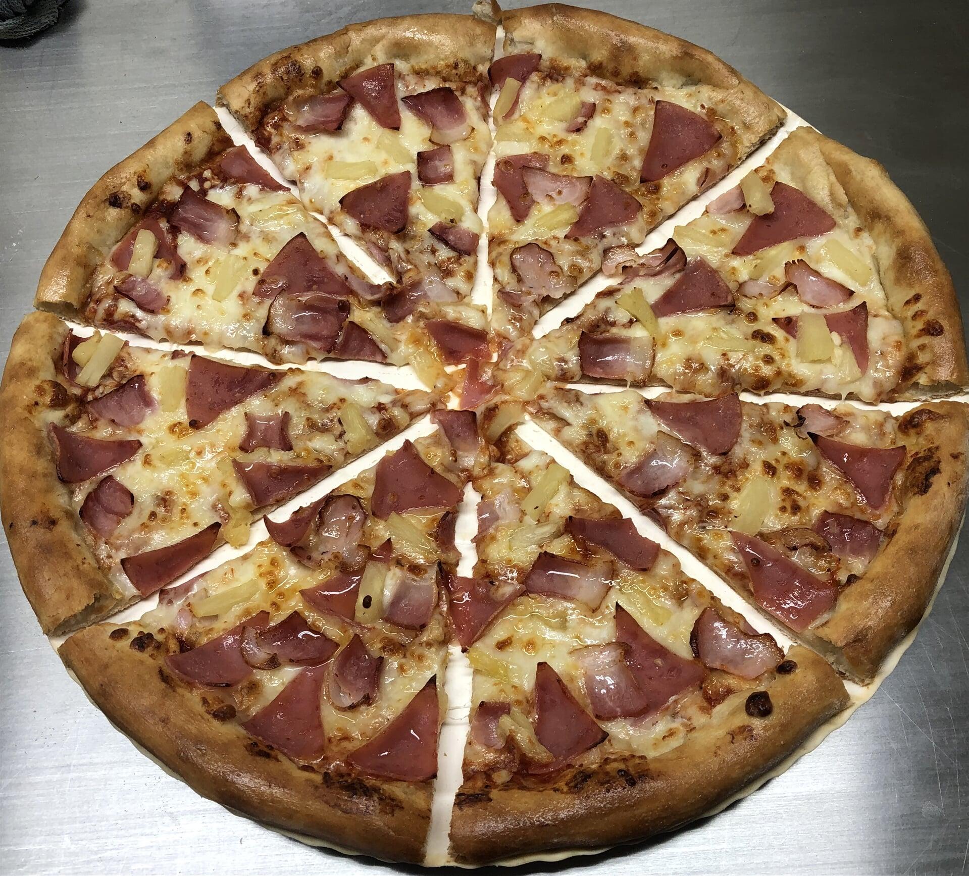 SIOS PIZZA – EALBORACION DE PIZZAS