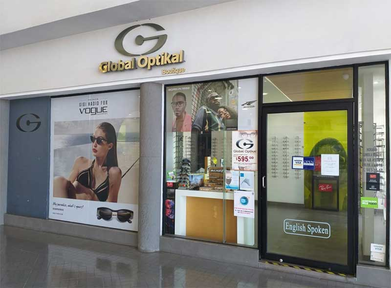 GLOBAL OPTIKAL BOUTIQUE - boutique-de-lentes
