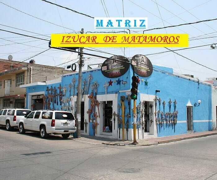 """El Señor de la Misericordia"" Funeraria - MATRIZ IZUCAR"