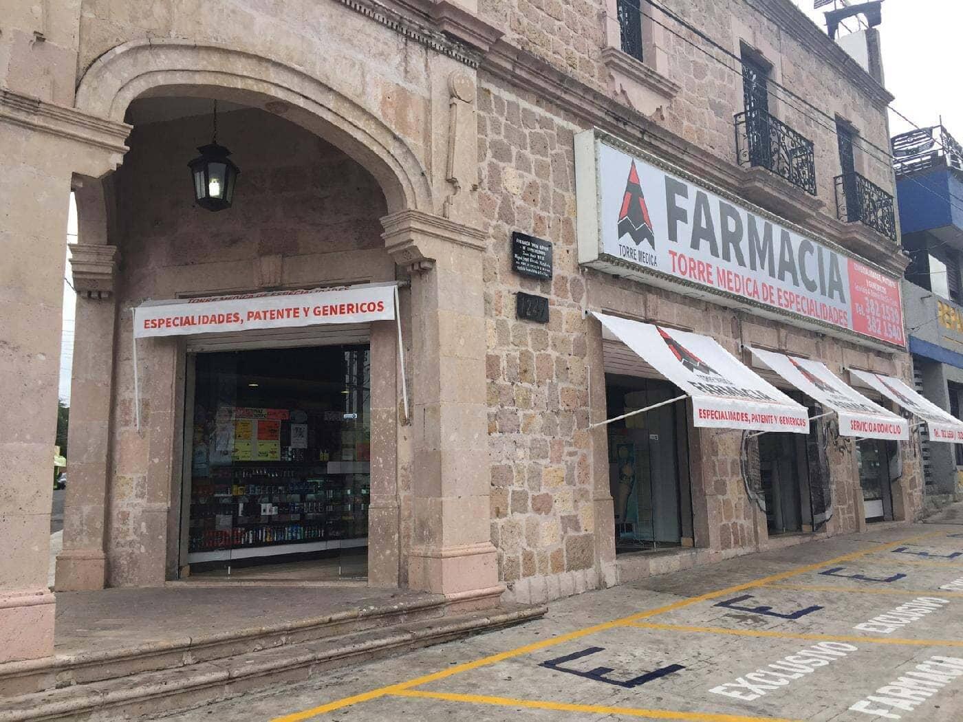 FARMACIA TORRE MÉDICA DE ESPECIALIDADES - Farmacia Torre Médica de Especialidades