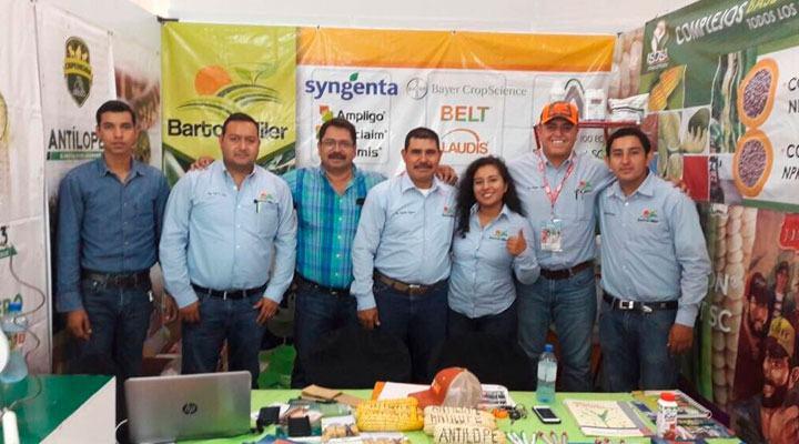 BARTON MILER SA DE CV - soluciones en agricultura