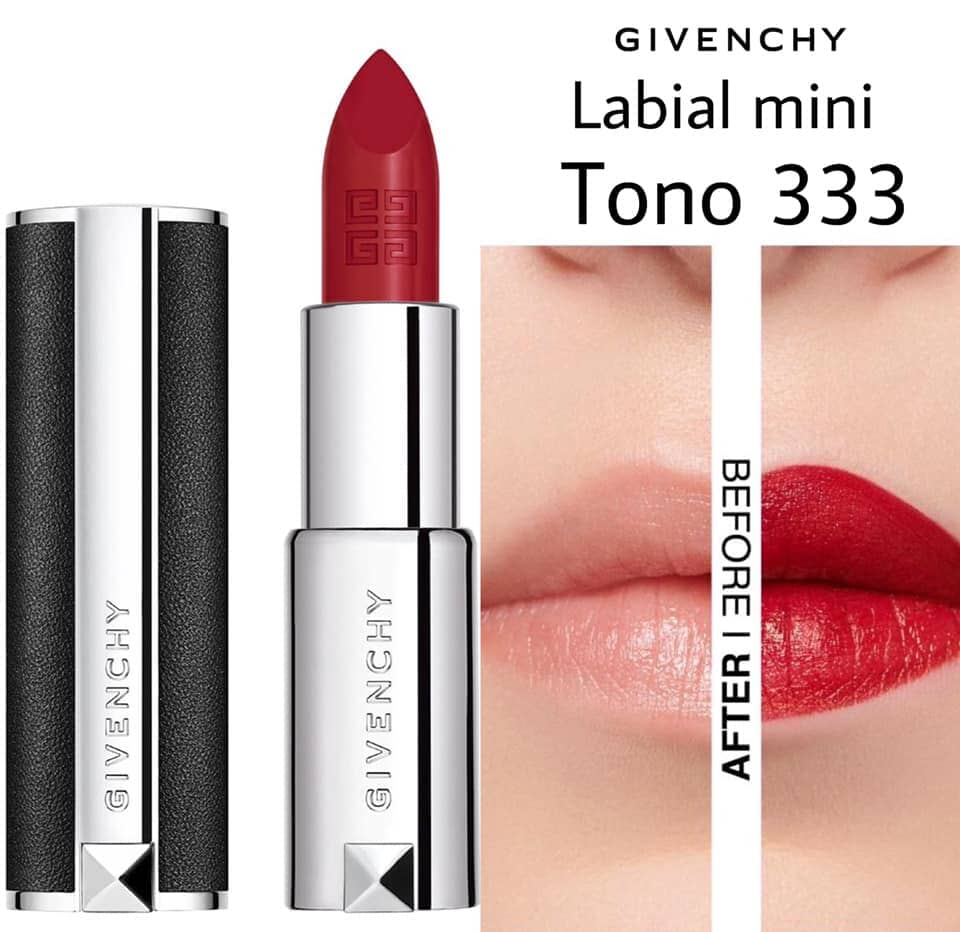 VALENTINA-labial Givenchy mini tono 333