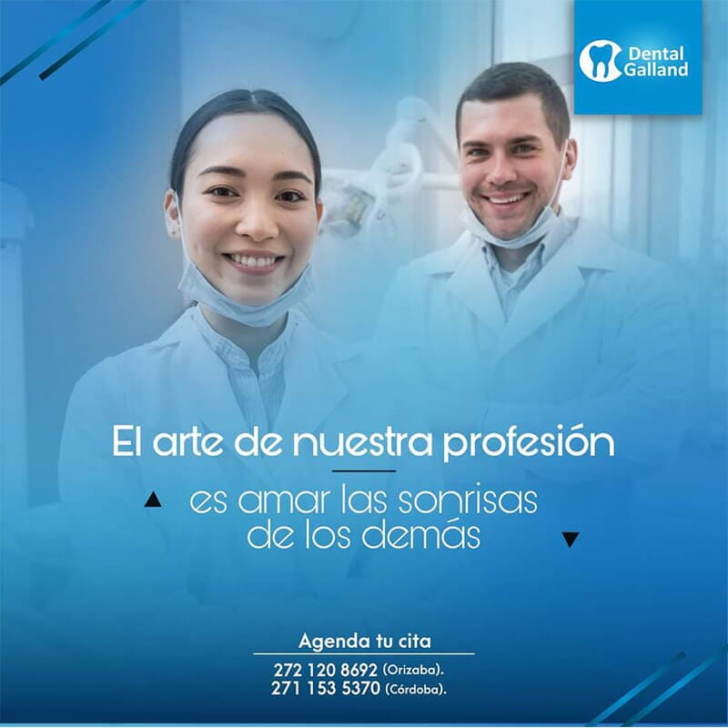 CLÍNICA DENTAL GALLAND ORIZABA - BLANQUEAMIENTO DENTAL