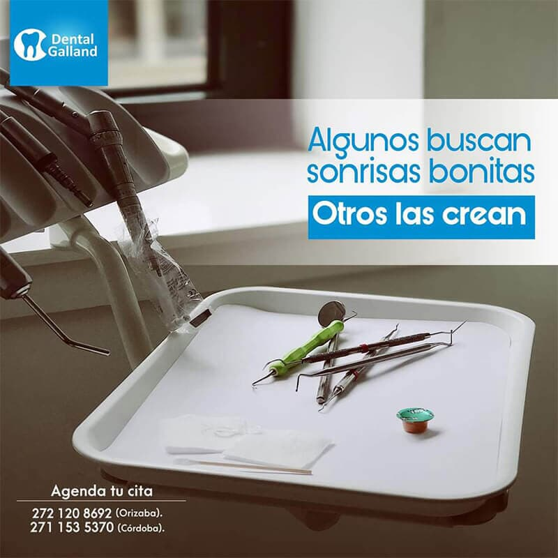 CLÍNICA DENTAL GALLAND ORIZABA - PLACAS DENTALES