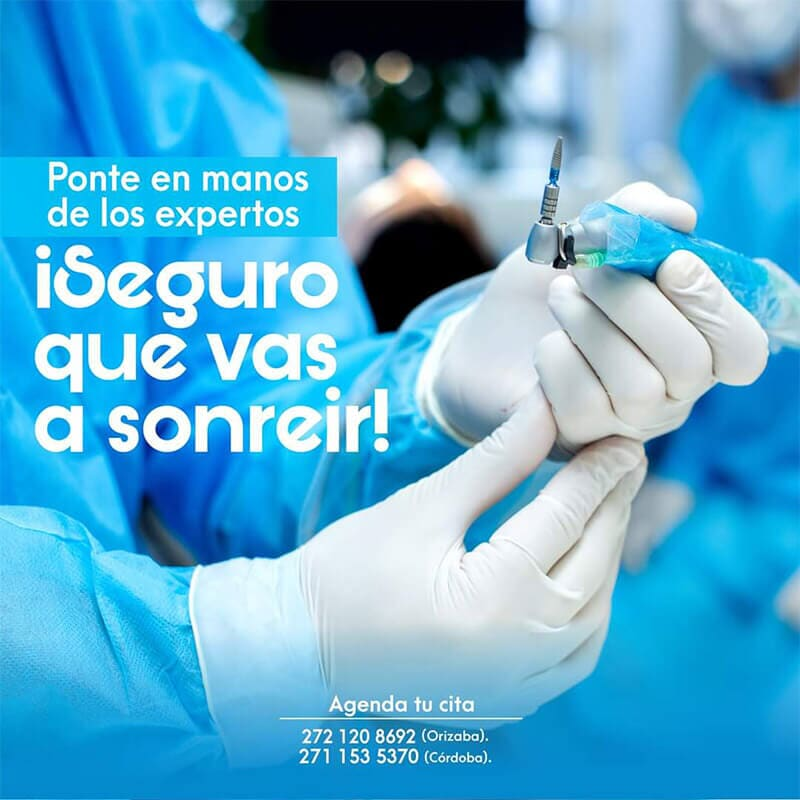 CLÍNICA DENTAL GALLAND ORIZABA - CIRUGÍA BUCAL