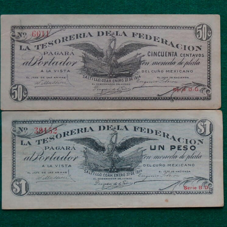 MONEDAS MEXICOLLECTION - TESORERIA-DE-LA-FEDERACION