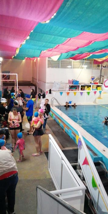 ACUÁTICA SWIMMERSKIDS - Clases individuales