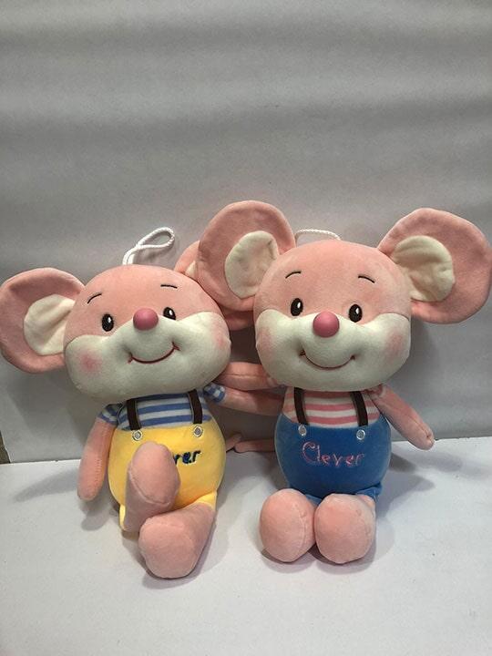 LA CASA DE MICKEY - Peluches de ratones