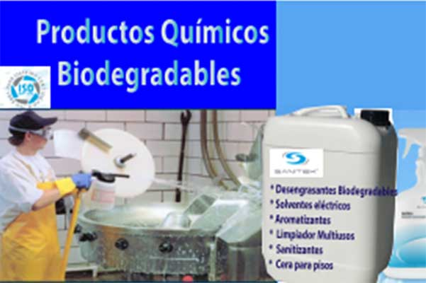 SOLUCIONES INTEGRALES - productos químicos biodegradables