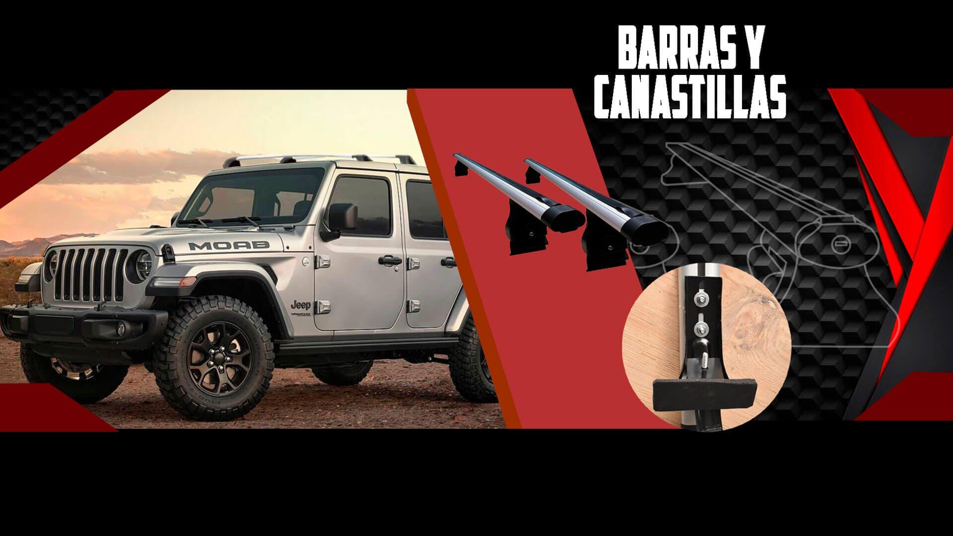 EQUALITY AUTO - BARRAS Y CANASTILLAS