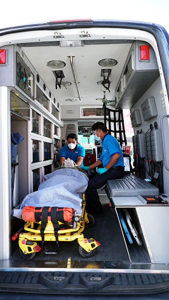 AMBULANCIAS MOBIL MEDIC - Ambulancias 365 días