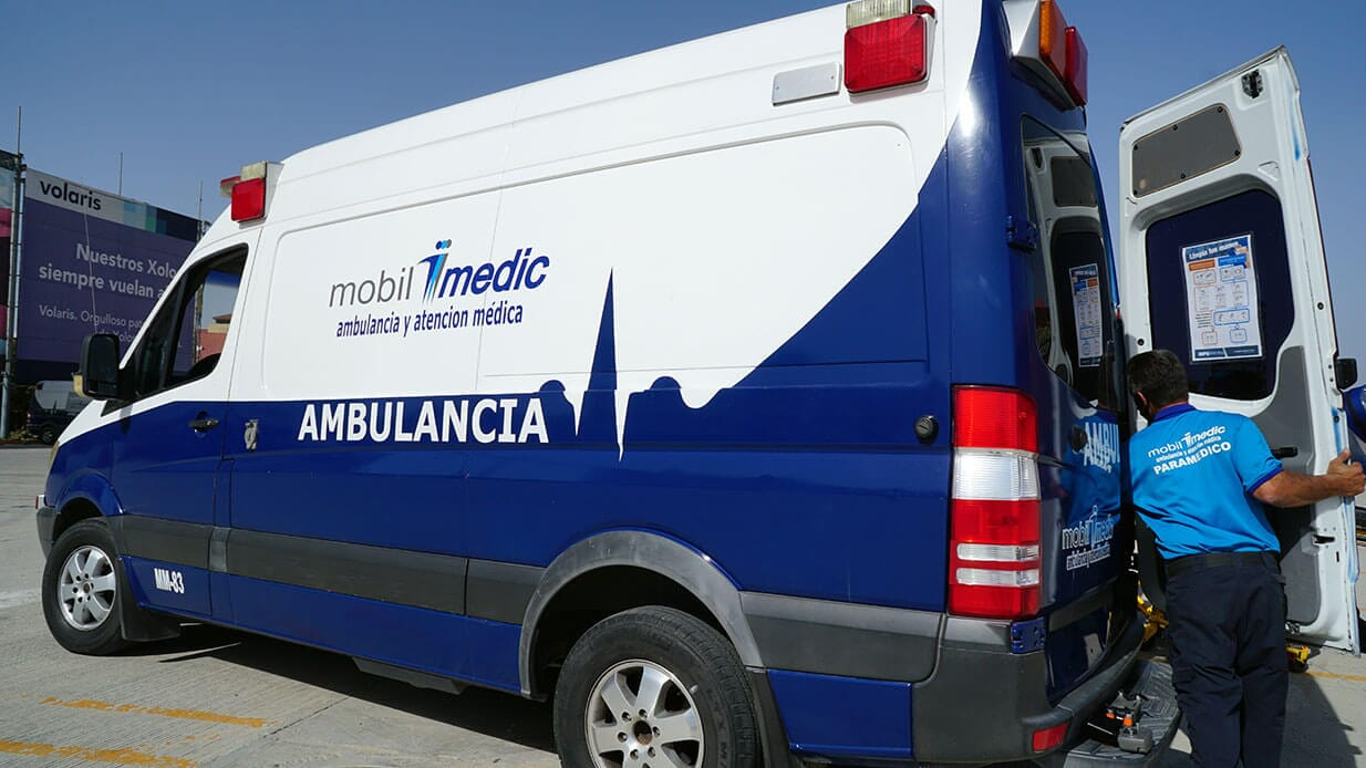 AMBULANCIAS MOBIL MEDIC - Ambulancias 24 horas
