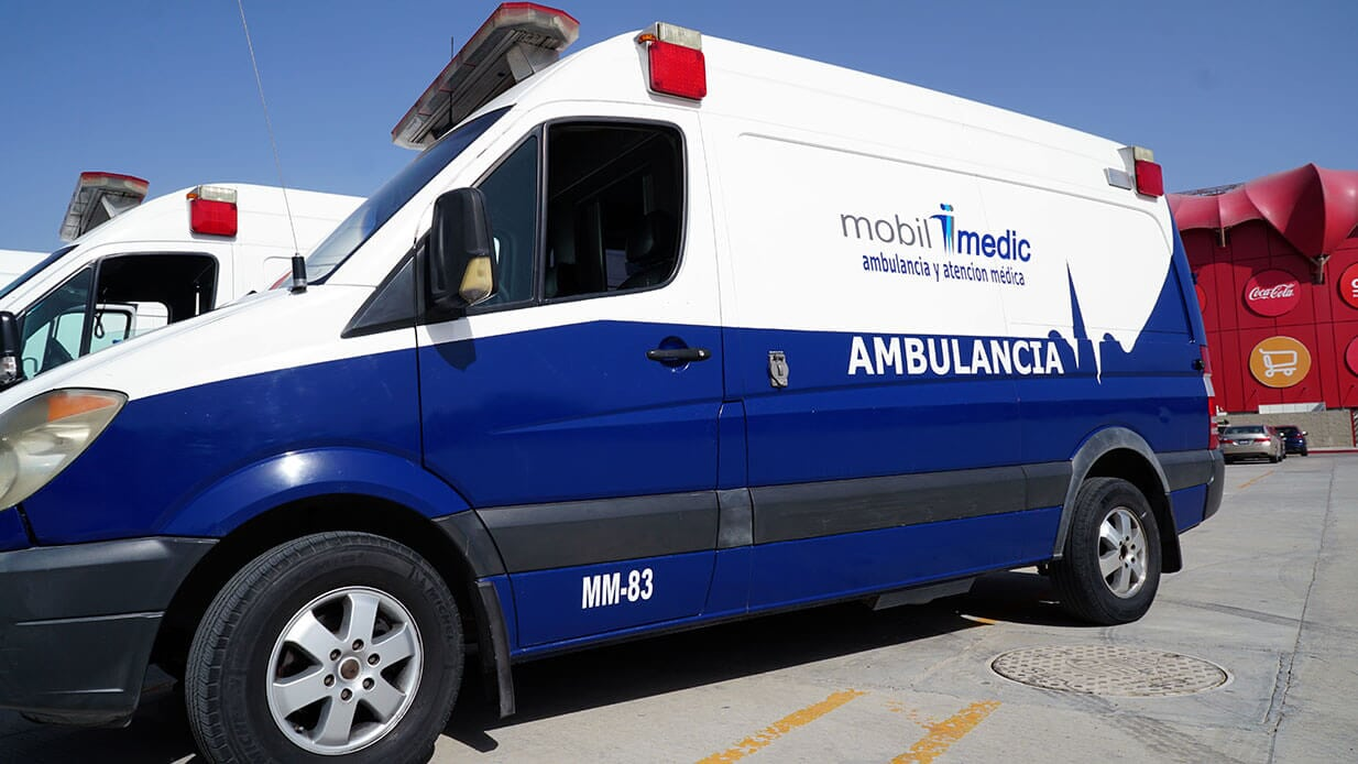 AMBULANCIAS MOBIL MEDIC - Ambulancias