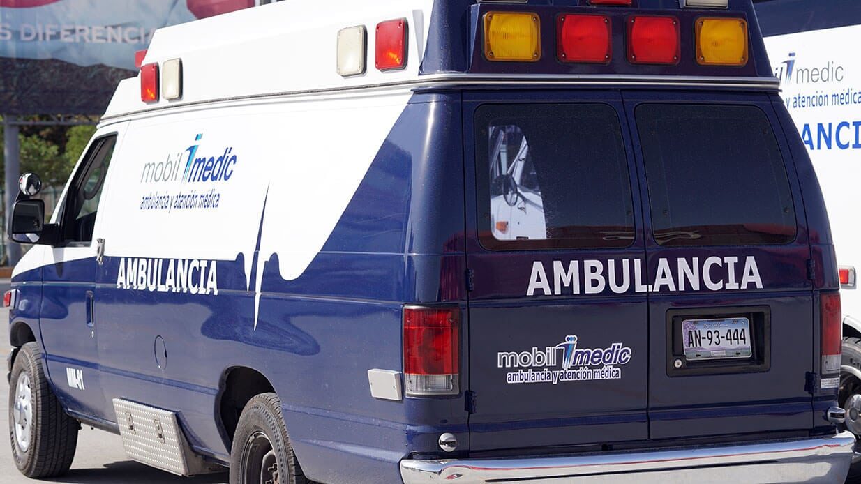 AMBULANCIAS MOBIL MEDIC - Ambulancias con cuidados intensivos