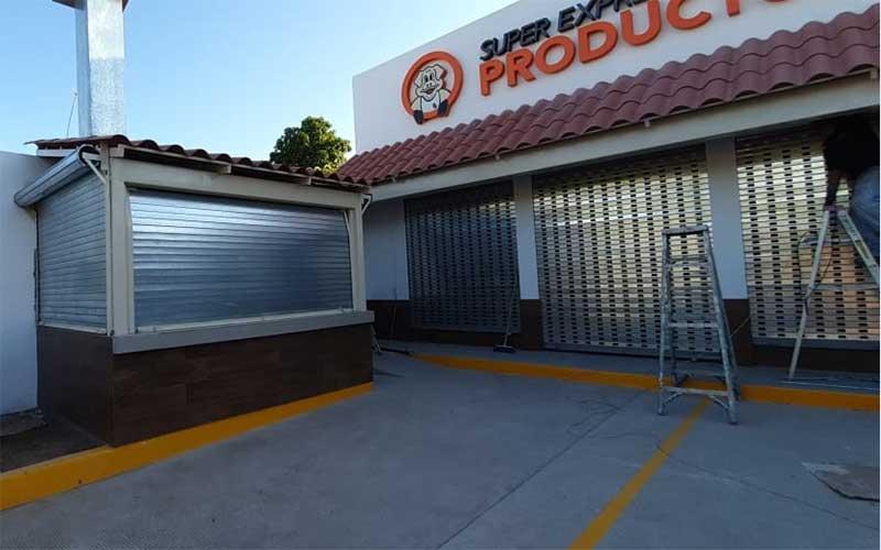 CORTINAS DE ACERO SINALOA - cortinas de acero para locales comerciales