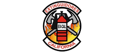 EXTINGUIDORES CALIFORNIA