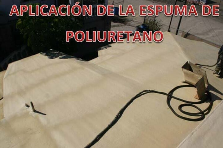 SOLFOAM AND COATINGS - APLICACIÓN DE ESPUMA DE POLIURETANO