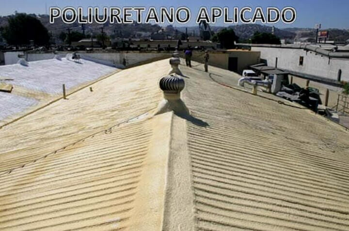 SOLFOAM AND COATINGS - POLIURETANO APLICADO