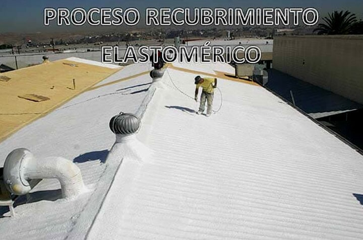 SOLFOAM AND COATINGS - PROCESO DE RECUBRIMIENTO ELASTOMÉRICO