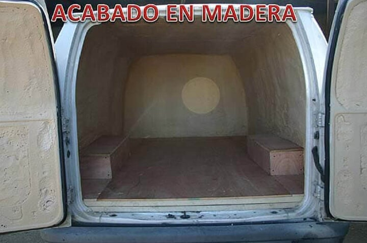 SOLFOAM AND COATINGS - ACABADO EN MADERA