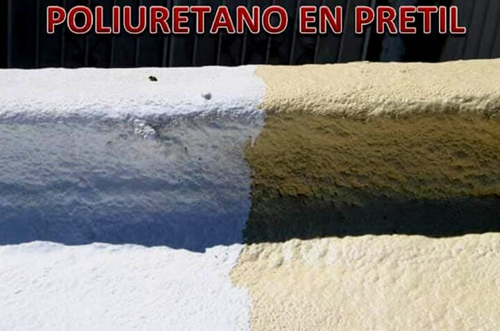 SOLFOAM AND COATINGS - POLIURETANO EN PETRIL