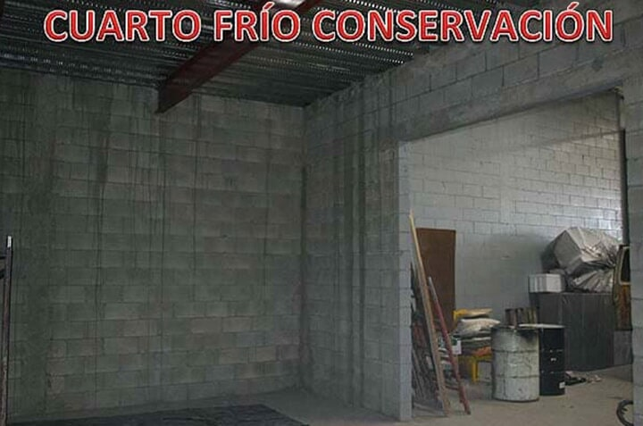 SOLFOAM AND COATINGS - CUARTO FRÍO CONSERVACIÓN