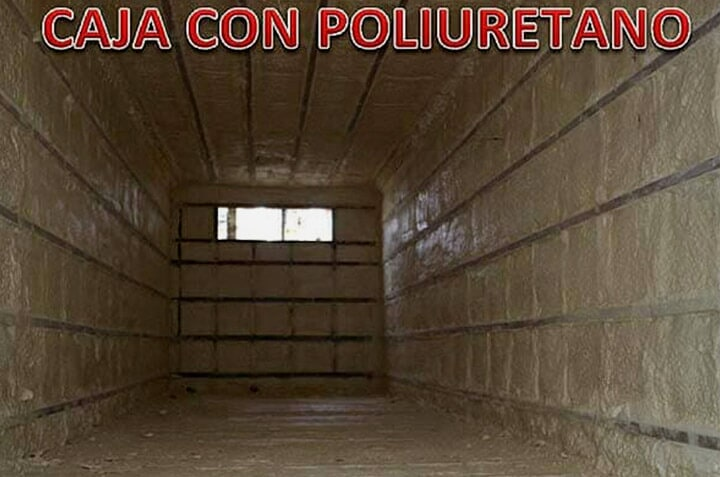 SOLFOAM AND COATINGS - CAJA DE POLIURETANO