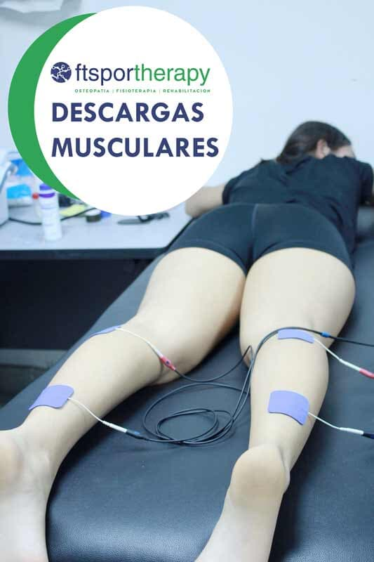 FT SPORTHERAPY -  Descargas-musculares