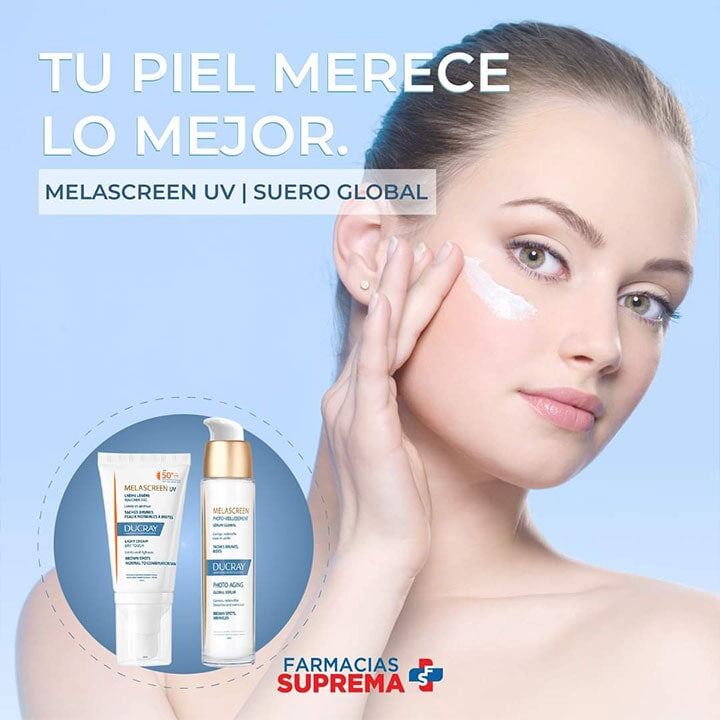 FARMACIAS SUPREMA - Melascreen UV
