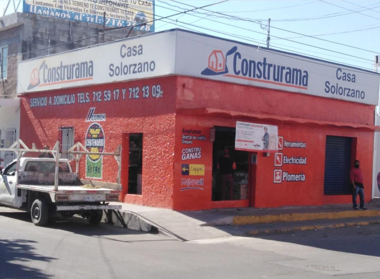 CASA SOLÓRZANO - Ferretería