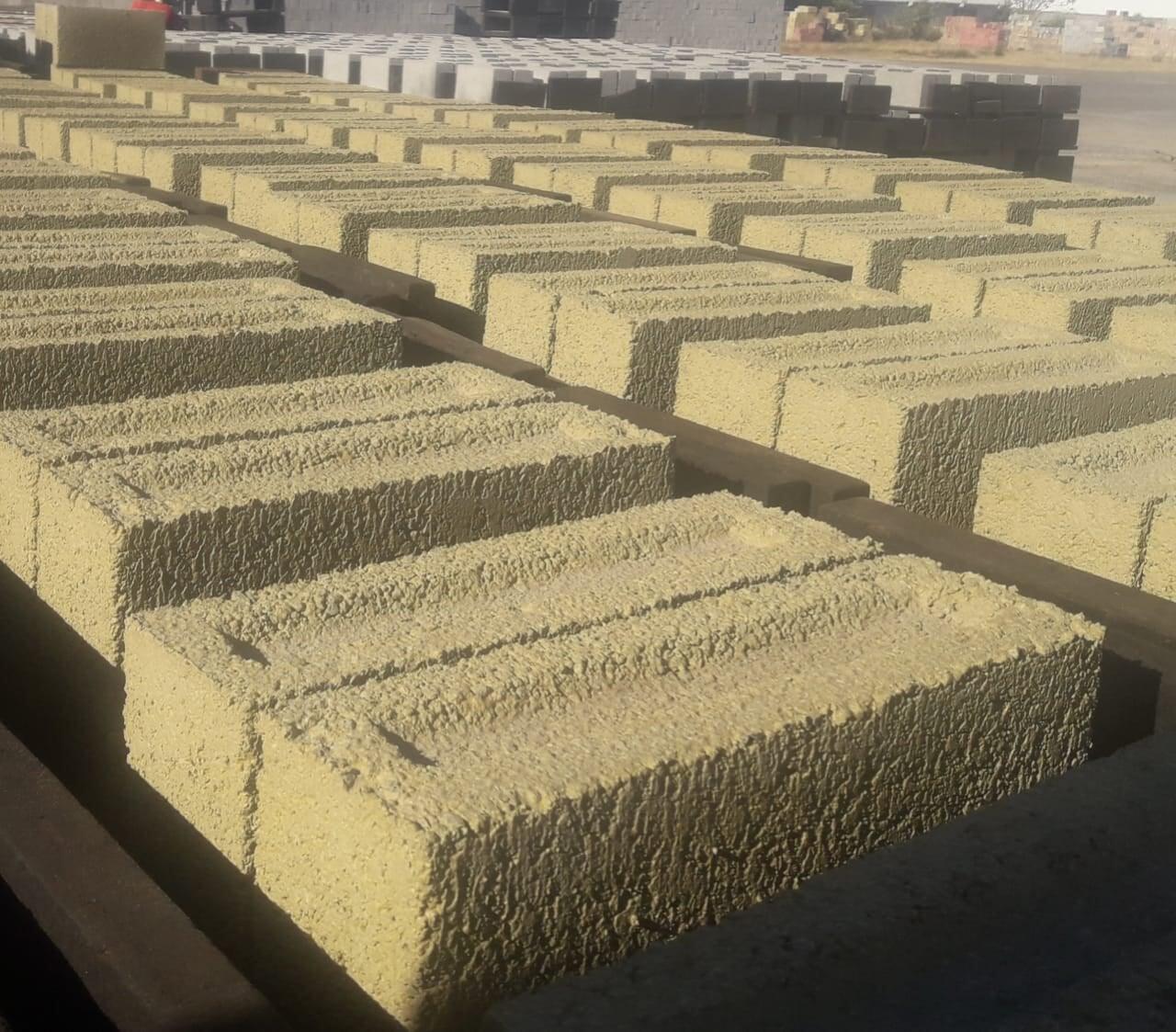 TAPROV - Block macizo amarillo