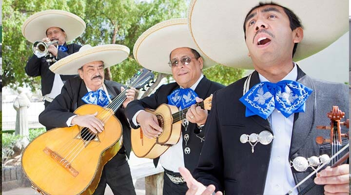 MARIACHI AAY, AAY, AAY ! MEXICANISIMO MEZCAL SHOW - mariachis profesionales