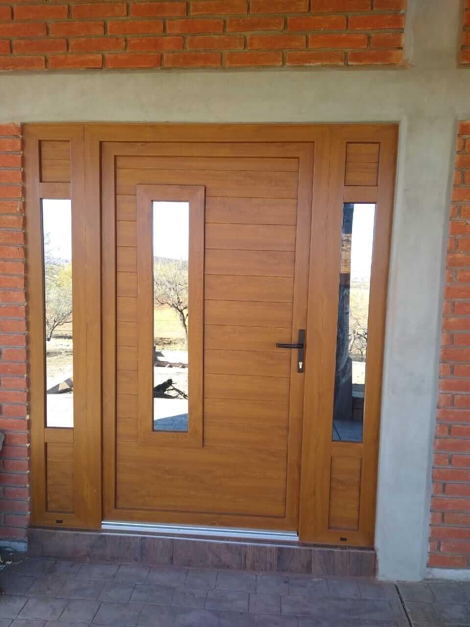TERMICONFORT - Puertas y ventanas en PVC