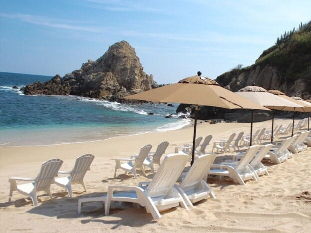 ISLA NATURA BEACH HUATULCO - PLAYA PRIVADA