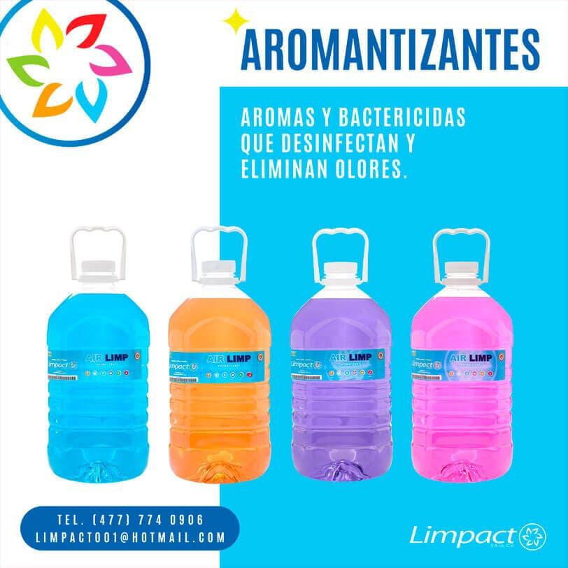 LIMPACT - AROMATIZANTES