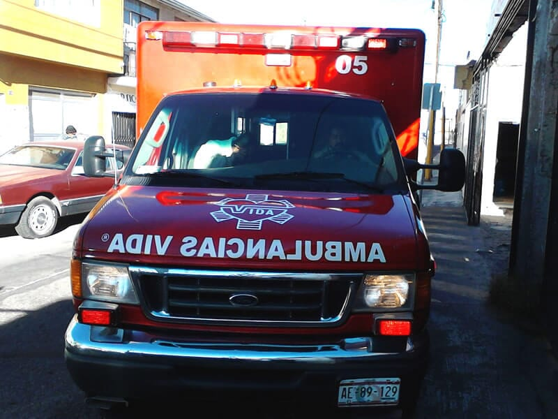AMBULANCIAS VIDA - ambulancias para urgencias